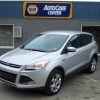 2013 Ford Escape SEL All Wheel Drive