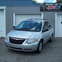 2007 Chrysler Town-N-Country LX