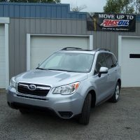 2014 Subaru Forester All Wheel Drive
