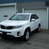 2015 Kia Sorento LX – ALL Wheel Drive